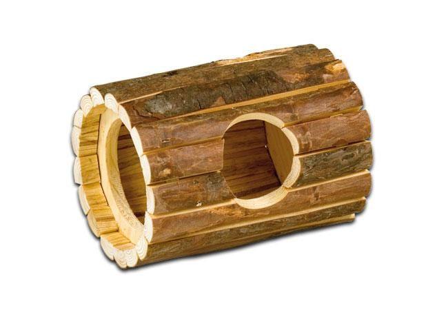 Игрушки для хомяков из дерева